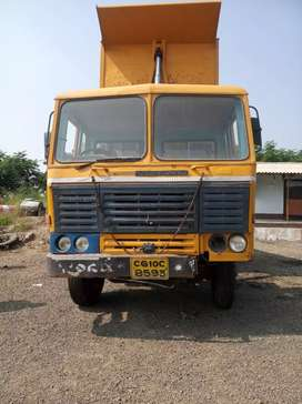 Tipper of Ashok Leyland