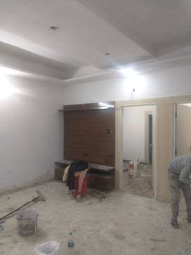 top floor with roof 3 bhk 30 lacs
