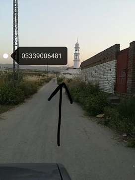 7 marla plot in asc colony nowshera