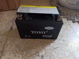 Aki motor gede Toyo