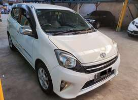 Toyota AGYA G 1.0 AT 2014 Automatic Putih 1000cc