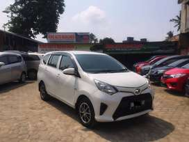 Toyota Calya 1.2E 2018 Manual plat BH siap pakai