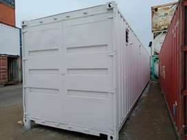 Ready Stok Container/Kontainer Office 20ft 40ft FREE ONGKIR