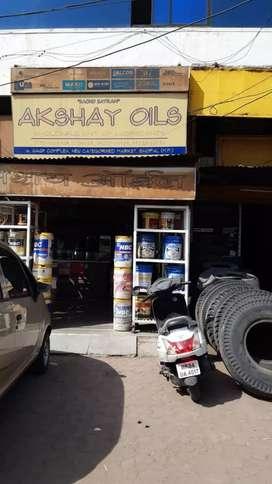 Commercial shop for sale