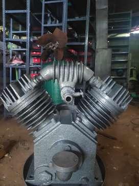 Double  piston compressor 2 hp