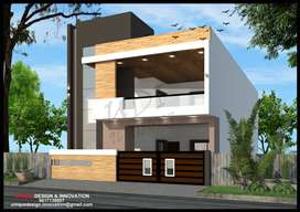 NEW CONSTRUCTION  5BHK  DUPLEX AT NIPANIA