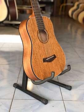 Gitar Akustik Coklat 3/4 By Cowboy Series