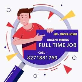 JOB hiring store keeper helper supervisor computer operat..  Company-