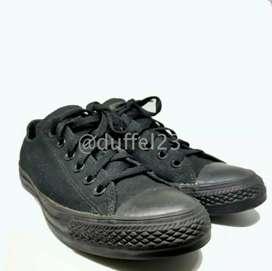 Converse Canvas OX Mono Black