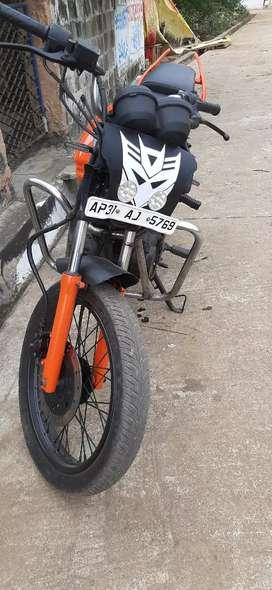 CBZ Star It's Modified Bike