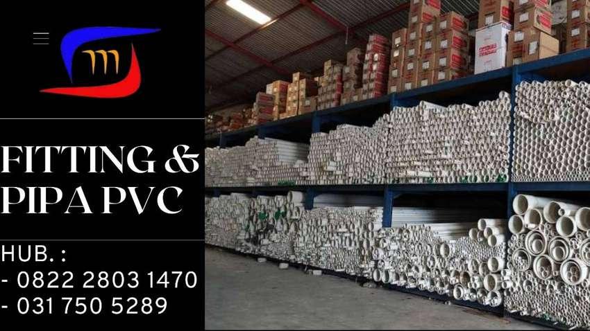 Ready Stock Fitting Dan Pipa PVC Siap Kirim