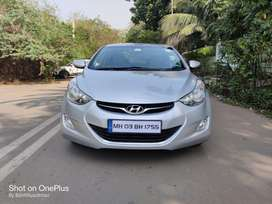 Hyundai Elantra 1.6 SX, 2012, Petrol