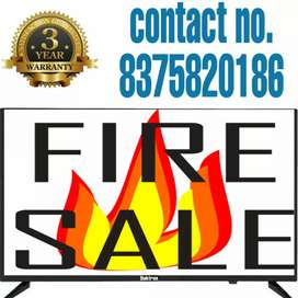 """Daily deals!!40"""" android led in 9999/- up-to 3 yr warranty"""
