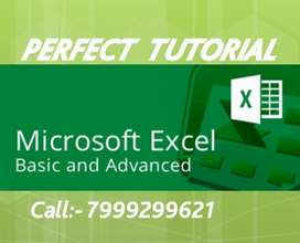 Advance Excel Traning