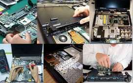 Laptop Repairing Center (Siqarah IT Solutions)