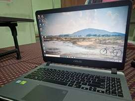 This is Asus X507UF