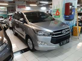 Toyota Kijang Innova 2.0 G Bensin Reborn 2016 MT Manual Silver MPV