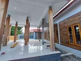 Beli Rumah Joglo Kurang dari 1 Milyar Lengkap dengan Pendopo
