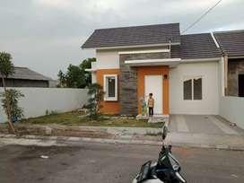 Rumah apartemen harian atau bulanan