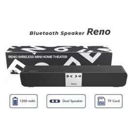 Speaker Portable Wireless mini Home Theater Reno VS-B4