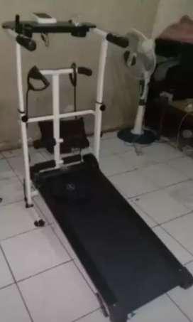 6 fungsi treadmill manual jogoroto