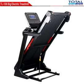 Treadmill Elektrik TL 126 Motor 4HP D