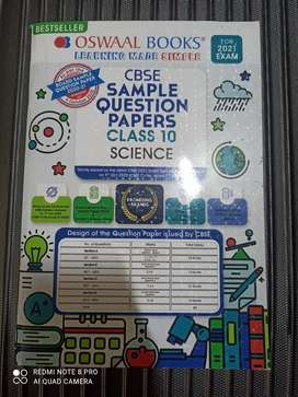 CBSE sample question paper class 10 Science 2021