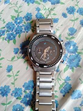Fastrack Watch Metal body in very good condition