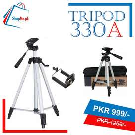 Tripod 330A with Mobile Clip