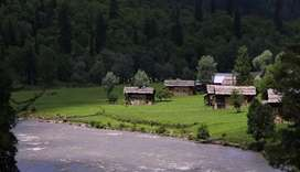 Land usefull for guest house and tourism services