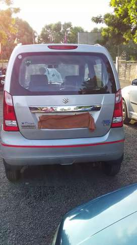 Maruti Suzuki Wagon R 2012