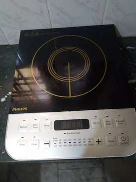 Philips induction stove