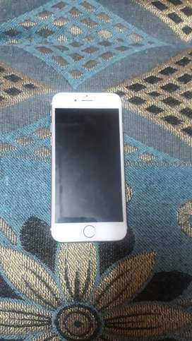 Iphone 6 Gold 10 Month Old