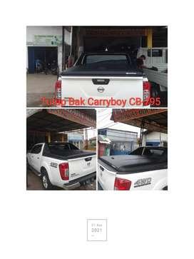 Tutup Bak Carryboy Nissan Navara Cb-795