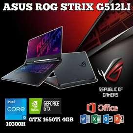 Laptop Gaming Asus ROG STRIX G512Li - Jakarta