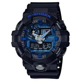 Jam tangan pria Casio G-Shock GA-710-1A2DR Original