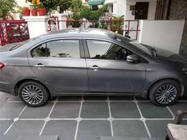 Very good condition. First owner of ciaz diesel top end model