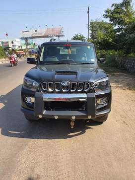 Mahindra scorpio with M Hawk Engine