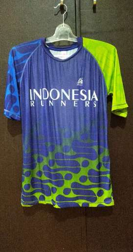 Jersey indonesia runners