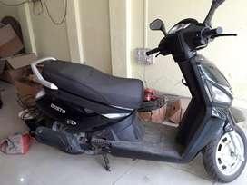 Mahindra Gusto Brand new scooty