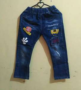 Jeans skinny unisex kids import / celana jeans / celana import anak