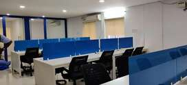 Plug n play office space for rent at madhapur