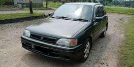 Toyota starlet 1300 se 1996 manual