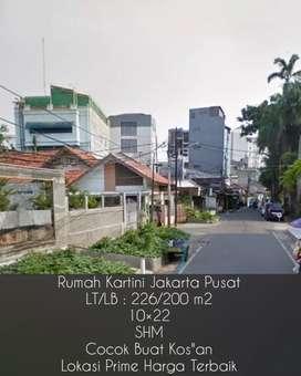 Turun Harga Rumah Kartini Jakarta Pusat (Dapatkan Penawaran Terbaik)