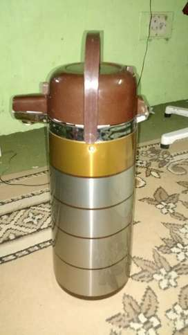 Thermos(vaccume bottle) one time used