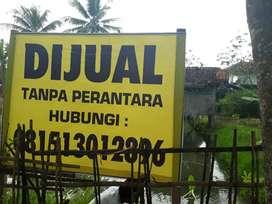 Dijual Kolam Ikan di belakang SMAN 2 Ciamis - Jawa Barat
