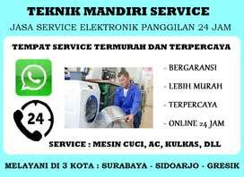Service Ac Mesin cuci Kulkas - Bongkar pasang Ac - Frezerboox
