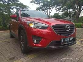 Mazda cx 5 gt at  2.5 skyactiv 2016 merah