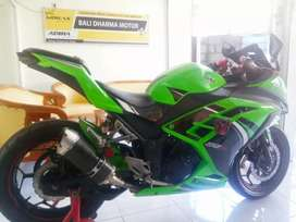 Ninja fi thn 2014 bali dharma motor