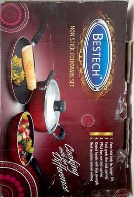 Bestech non stick cookware set
